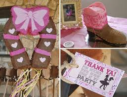 Horseshoe Party Favors Cowgirl Birthday Party 4 Horseshoe Piñata Filled With Toy Horses
