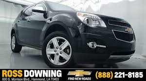 preowned vehicles for sale in hammond la ross downing chevrolet