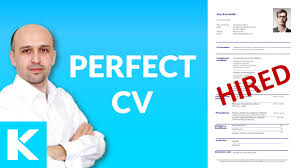 headshot and resume sample perfect cv resume examples discussed lots of tips lay out perfect cv resume examples discussed lots of tips lay out wording structre youtube