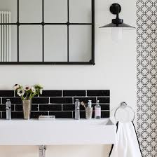 monochrome bathroom ideas monochrome bathroom black and white retro bathroom retro black