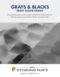 ppg pittsburgh paints grey paint colors