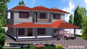 kerala house plans and elevations 2000 sq ft youtube