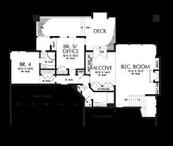 mascord house plan 2450 the karstan