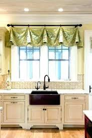 window valance ideas for kitchen kitchen window valances kitchen valance modern kitchen valance