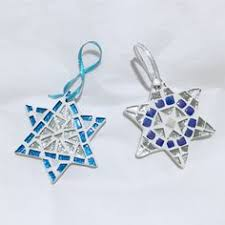 of david ornament hanukkah ornament hanukkah gift