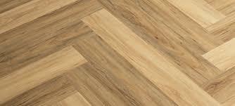2 color herringbone pattern parterre luxury vinyl plank