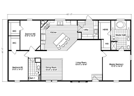floor plans homes 20 x 60 mobile home floor plans house decorations