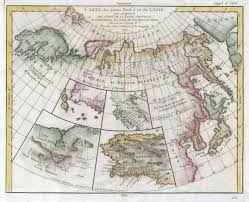 Map Of The Northeast File 1772 Vaugondy Diderot Map Of Asia Alaska And The