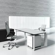 Modern Executive Desks by Modern Crystal Executive Desk