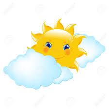 best sun and clouds clipart 19970 clipartion com