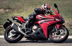 honda cbr500r 2017 honda cbr500r and cb500f get new color options motoroids