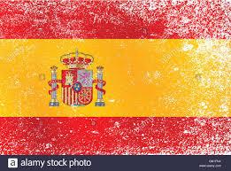 Spainish Flag Grunge Spanish Flag Stock Vector Art U0026 Illustration Vector Image