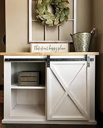 cabinet barn door hardware amazon com diyhd 39 wooden cabinet sliding barn door hardware mini