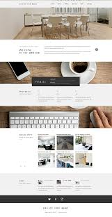 Real Estate Bootstrap Template real estate website template