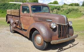 Vintage Ford Truck Salvage Yards - no reserve 1940 ford farm truck