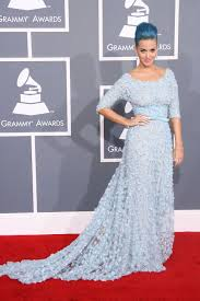 only katy perry could rock this eli saab haute couture gown and