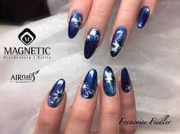 airnails by magnetic christmas nail art design airnails by