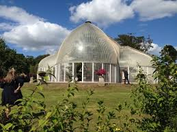 Bicton Park Botanical Gardens The Glasshouse Which Holds Weddings Picture Of Bicton Park