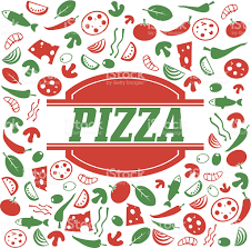 pizza sign or pizza box design stock vector art 467697555 istock