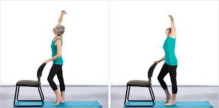 Chair Yoga Poses 7 Chair Yoga Poses For Better Balance