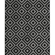 Black And White Modern Rugs Modern Black Rug Roselawnlutheran