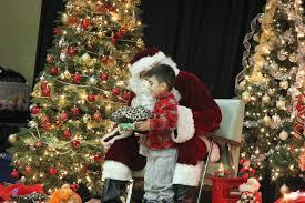 photos vincent massey u0027s annual children u0027s christmas party