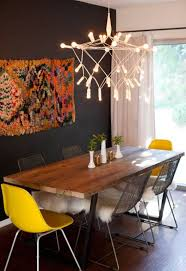 Unique Lighting Ideas by Cool Dining Room Light Fixtures Gooosen Com
