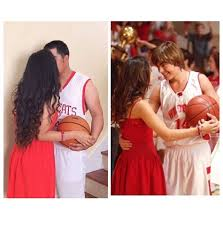 troy and gabriella costumes from high musical for halloween