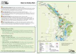 B15 Bus Route Map by Getting Here Maps Ware To Dobbs Weir By Lee Valley Regional Park
