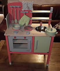 cuisine janod maxi cuisine en bois et verte janod jo5623 ebay