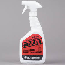 Awesome Degreaser 32 Oz Noble Chemical Formula D Ready To Use Decarbonizer And