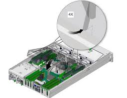 install and close the airflow cover sparc t7 1 server service manual