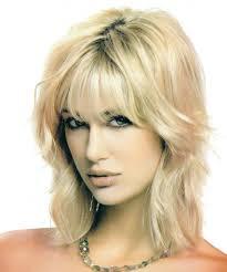 shag hairstylesfor medium length hair for women over 50 medium shag haircuts hairstyles beautiful for women over 50 stock