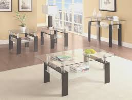 coffe table cool coffee table black glass top design decor best