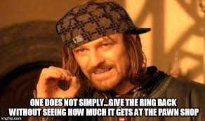 Wombo Combo Meme - scumbag boromir if you don t get this wombo combo of a meme i