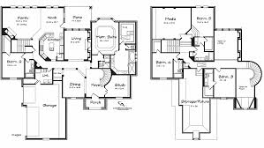 modern two house plans house plan unique floor plan for two storey house in the
