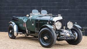 old bentley convertible bentley blower youtube
