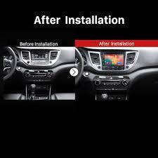 hyundai tucson navigation 2016 hyundai tucson lhd 8 inch android 6 0 car radio gps