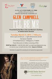Invitation Card Format For Farewell To Seniors Glen Campbell