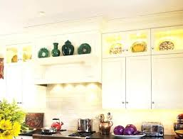 Decorate Top Of Kitchen Cabinets Top Kitchen Cabinet Decorating Ideas Upandstunning Club