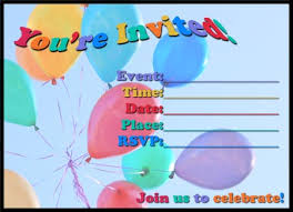 birthday invites top 10 decorating birthday invitation maker