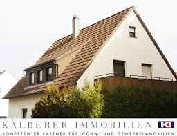 Spitzdachhaus Kaufen Kauf Haus Kälberer Immobilien
