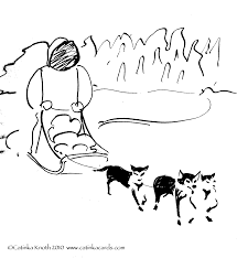 dog sled drawing throughout sled dog coloring pages eson me