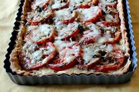Quiche Recipe Ina Garten Fresh Tomato Tart Recipe With Gruyere Cheese Cooking On The Ranch