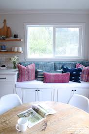 What Is A Breakfast Nook by Nona U0027s Kitchen Full Reveal U2013 Amber Interiors