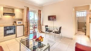 hill view standard one bedroom apartment in pissouri