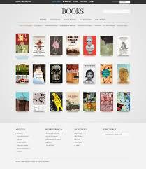 templates for bookshop book store magento theme 37205