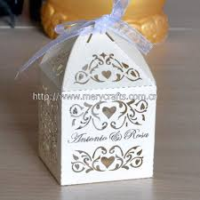 personalized wedding favor boxes personalized laser cut wedding souvenirs made in china wedding