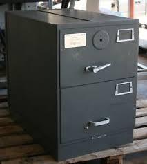 Safe Cabinet Mosler 2 Drawer Safe Cabinet Sf 02 Ebay