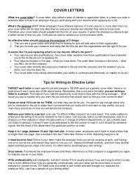 What To Say In A Resume What Does A Resume Cover Letter Consist Of Opulent Ideas How To